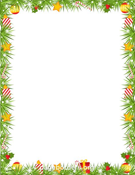Cardinal clipart borders.  best christmas images