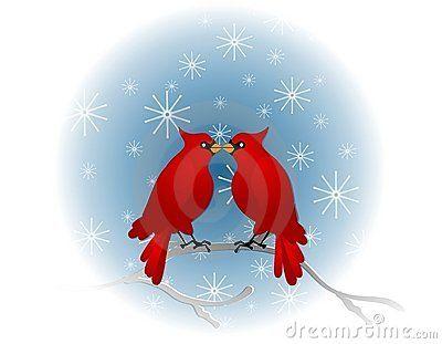 A clip art illustration. Cardinal clipart borders