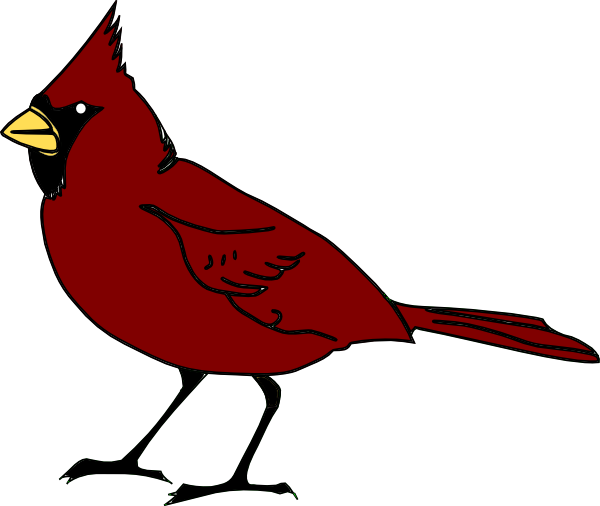 Free cliparts download clip. Cardinal clipart cardinal face