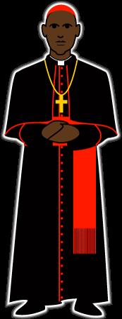 Errantem animum clip art. Cardinal clipart church