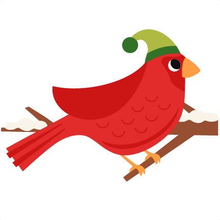 collection of png. Cardinal clipart cute