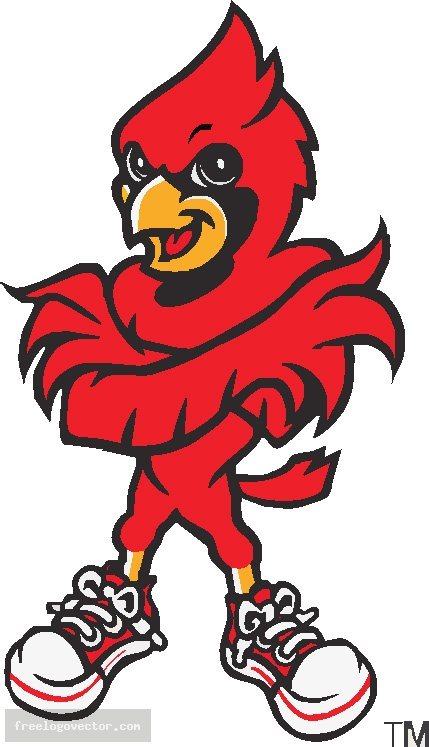 Cardinal clipart fighting. Free the cliparts clipartix