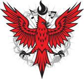 Cardinal clipart flying. Clip art royalty free