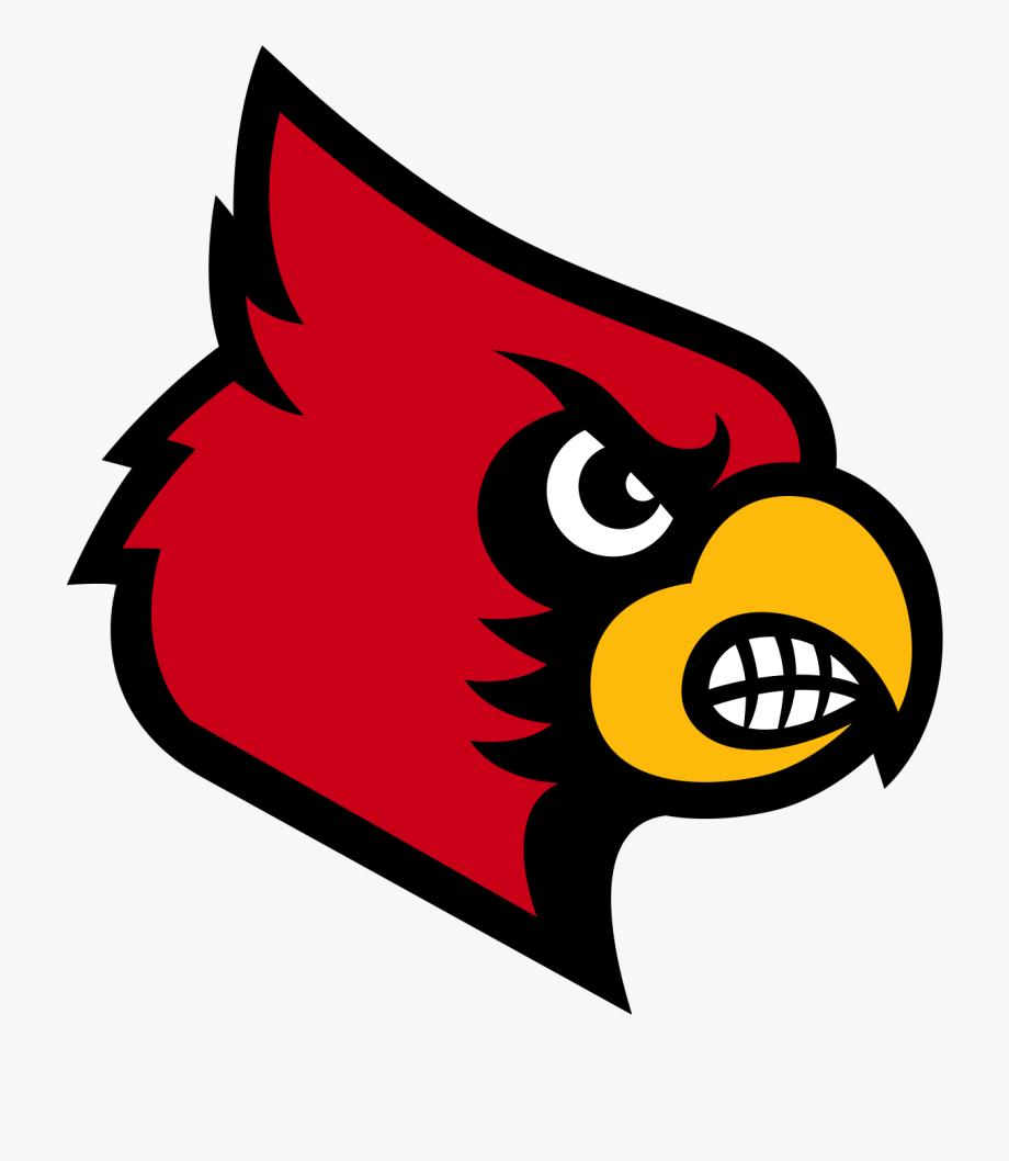 Louisville mascot cards . Cardinal clipart ghs