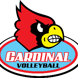 Girls volleyball cardsgirlsvball twitter. Cardinal clipart ghs