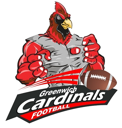 Cardinal clipart ghs. Varsity imprints greenwich hs