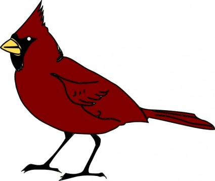 Bird flying panda free. Cardinal clipart in flight