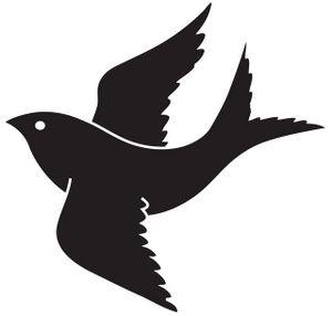 Free bird clip art. Cardinal clipart in flight