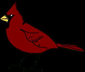 Cardinal clipart kawaii. Clip art pta spirit