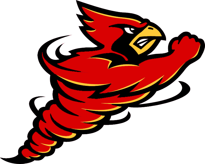 Athletic department gallery . Cardinal clipart kingston