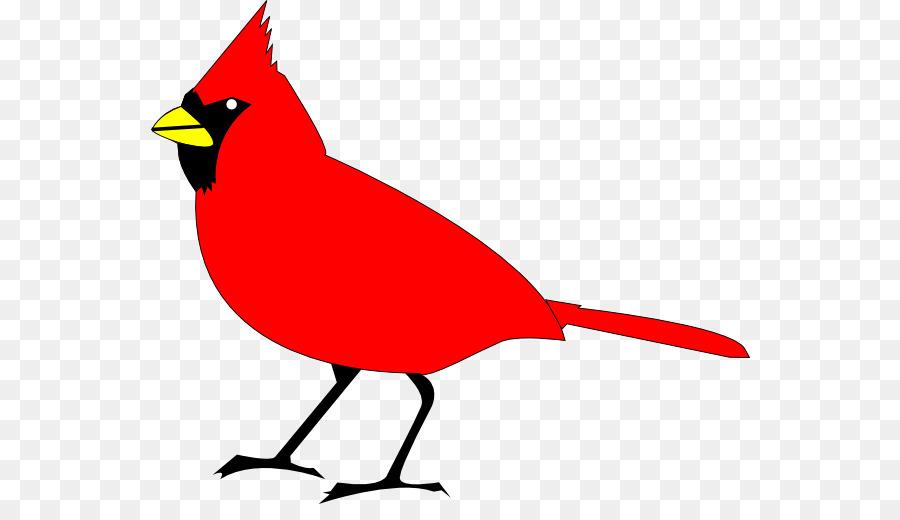 Cardinal clipart northern cardinal. St louis cardinals clip
