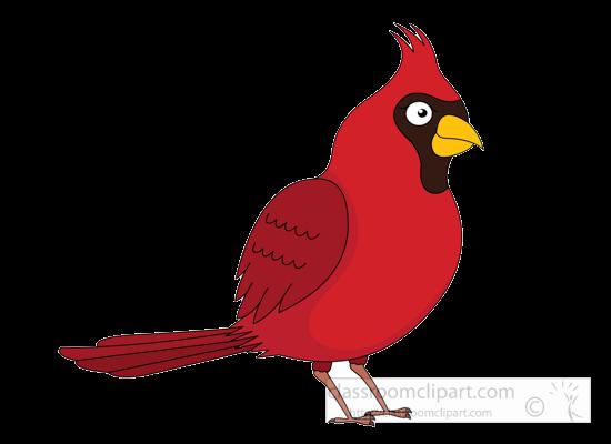 Cardinal clipart printable. Bird clip art free