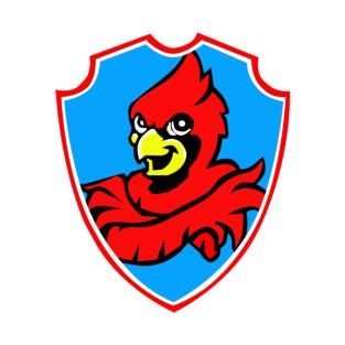Cardinal clipart red bird. T shirts teepublic tshirt