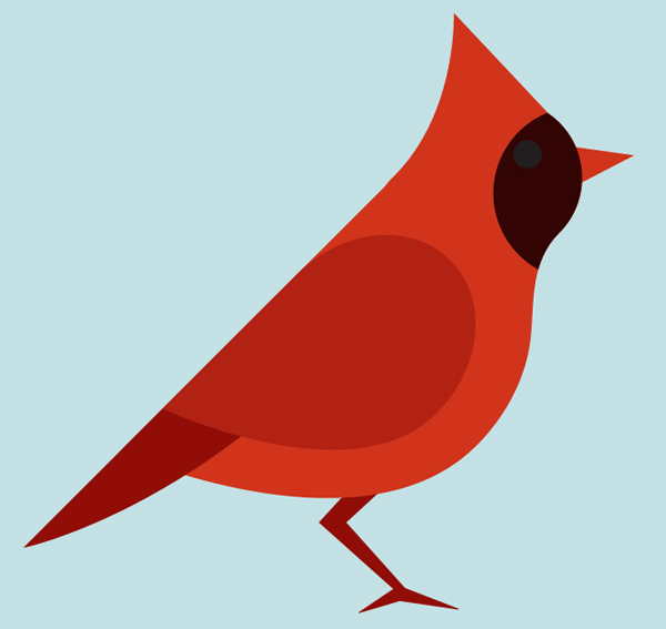 collection of bird. Cardinal clipart red robin