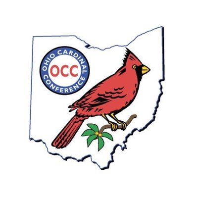 Cardinal clipart shelby. Ohio conf on twitter