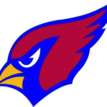 Boys varsity basketball south. Cardinal clipart shelby
