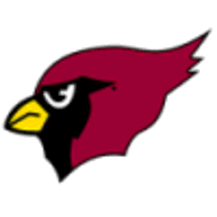 Cardinal clipart shelby. The south middle school