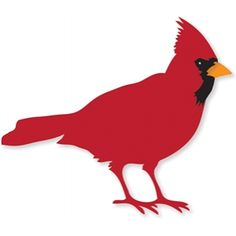 Cardinal clipart silhouette. Clip art printables graphics