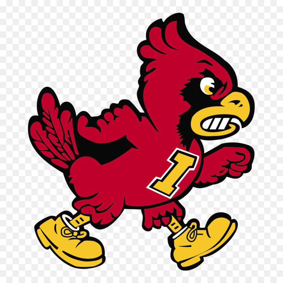 Cardinal clipart softball. Iowa state university cyclones