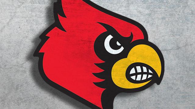 Louisville eliminated from ncaa. Cardinal clipart softball