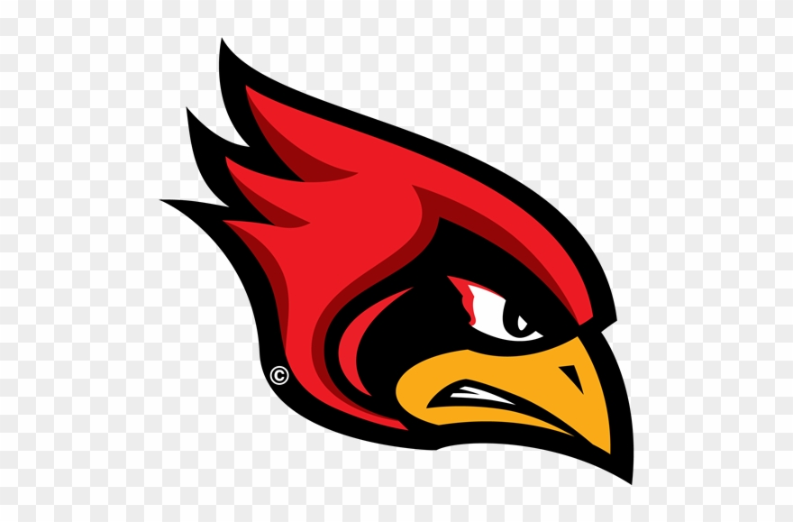 Cardinal clipart south. Logo raytown high school