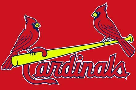 Cardinal clipart st louis cardinals. Sin ex baseball exec
