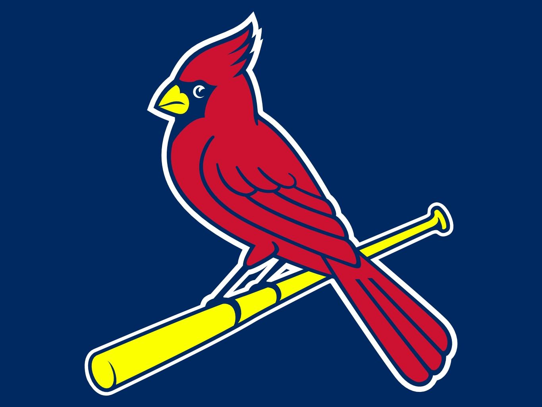 Cardinal clipart st louis cardinals. Baseball logo clip art