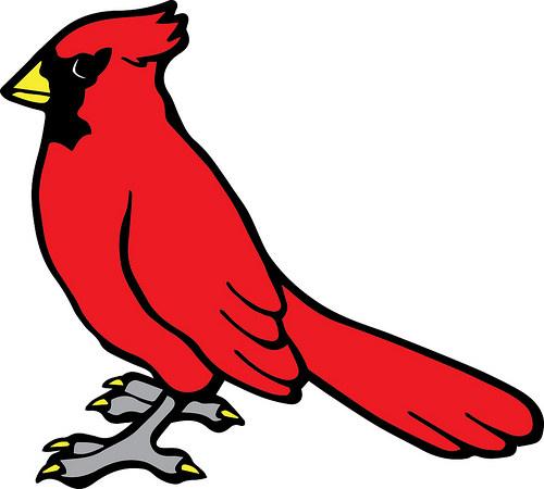 Cardinal clipart svg. Bird the craft chop