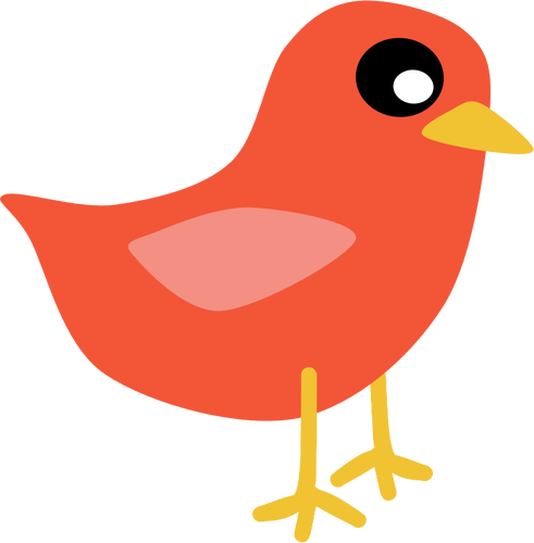 Cardinal clipart vector. Bird silhouette at getdrawings