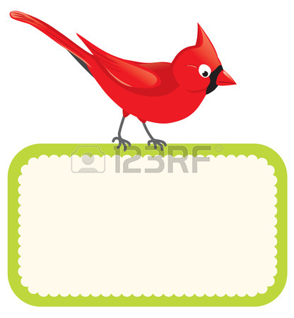 Free download best on. Cardinal clipart vector
