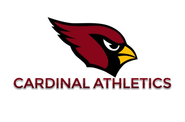Trinity valley cc . Cardinal clipart volleyball