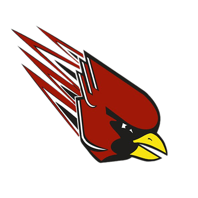 Cardinal clipart volleyball. Bloomingdale girls varsity team