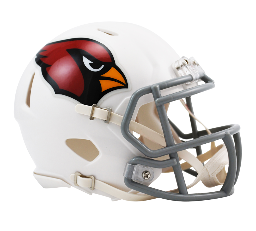 Cardinals helmet png. Phoenix speed mini riddell
