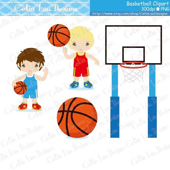 Cards clipart basketball. Boys party set includes