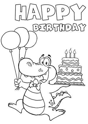Birthday incep imagine ex. Cards clipart black and white