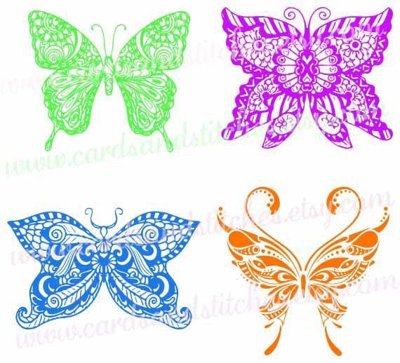 best butterflies svg. Cards clipart butterfly