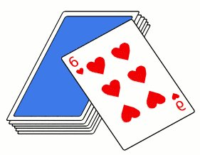 Cards clipart deck. Free of graphics images