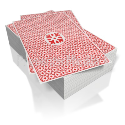 Cards clipart deck. Of sports and recreation
