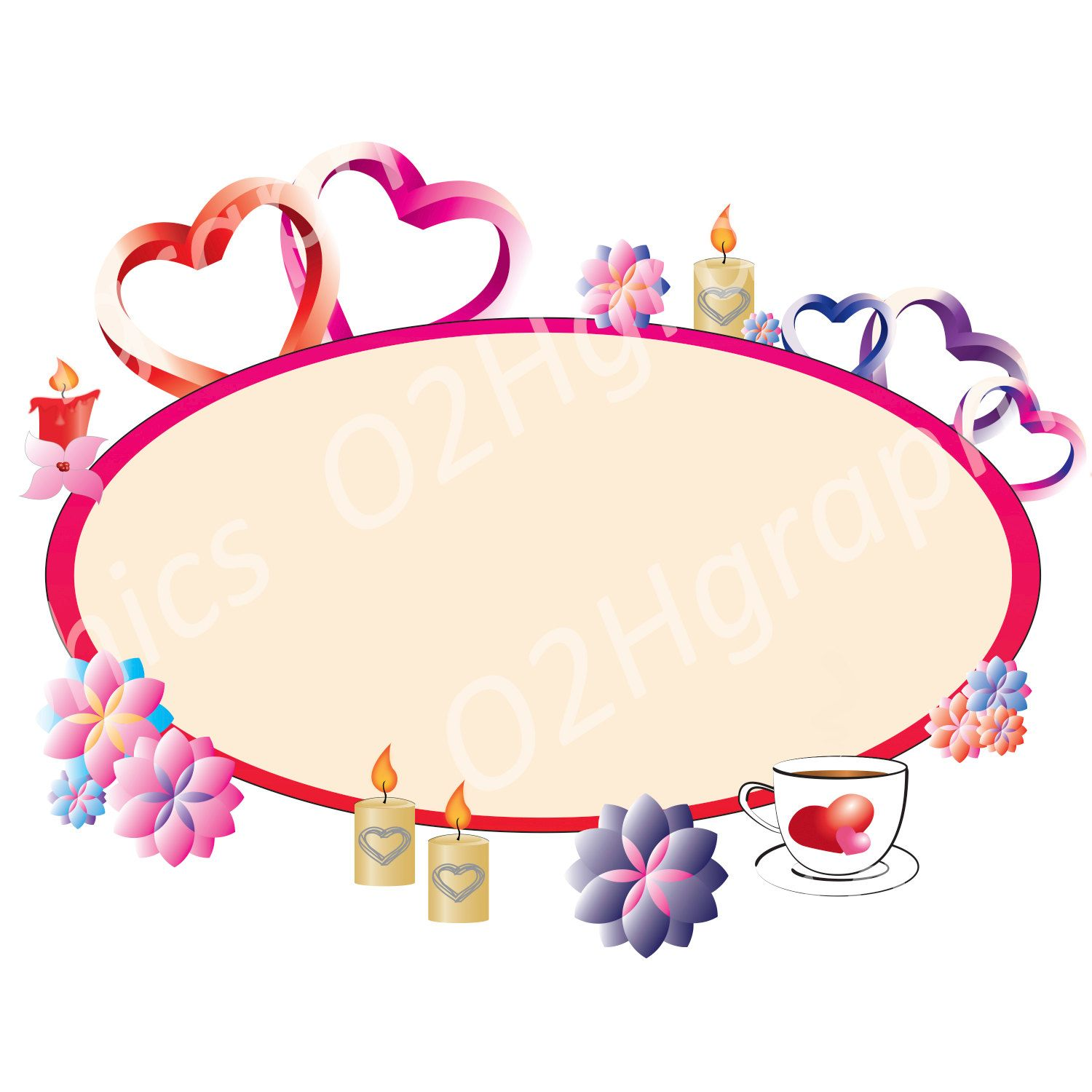 Cards clipart graphic. Valentine s day card