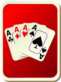 Card deck clip art. Cards clipart joker