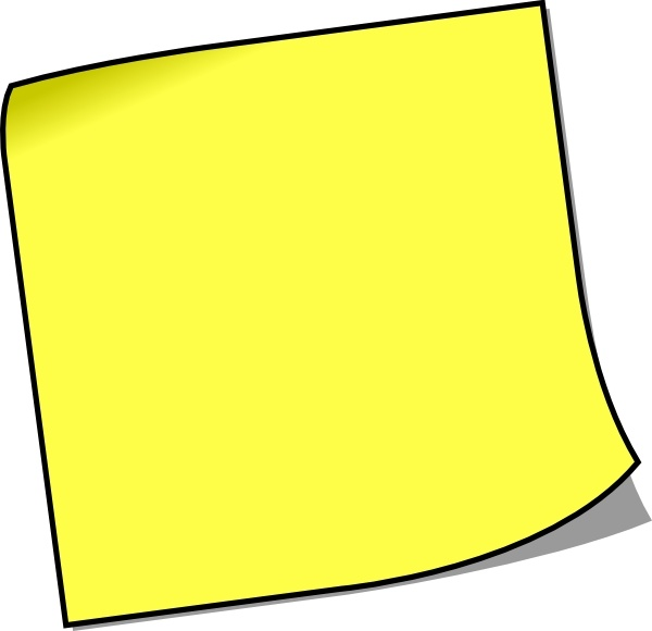 Free blank notecard cliparts. Cards clipart plain