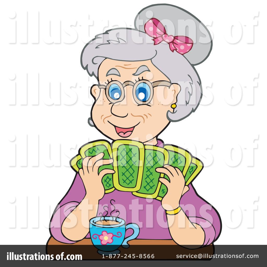Cards clipart playing. Illustration by visekart royaltyfree