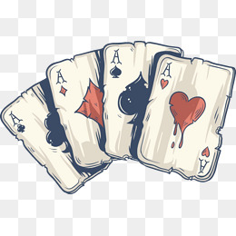 Card clipart poker. Cards png images vectors