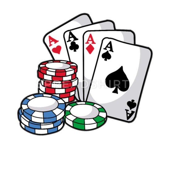 Casino clipart texas hold em. Poker cards and chips