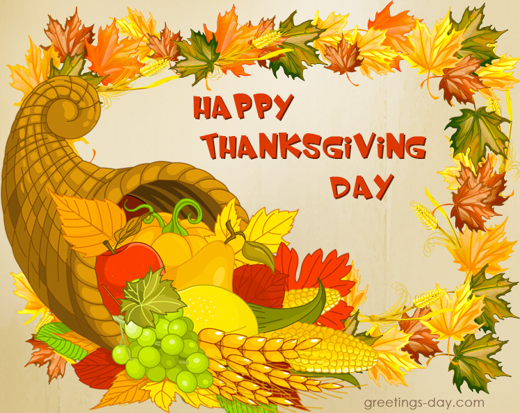Day greeting messages pics. Cards clipart thanksgiving
