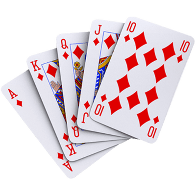 Cards clipart transparent background. Stack of png stickpng