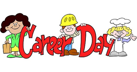 Friday march roscomare elementary. Career clipart career day