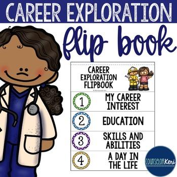 Career clipart career exploration. Flipbook development school counseling