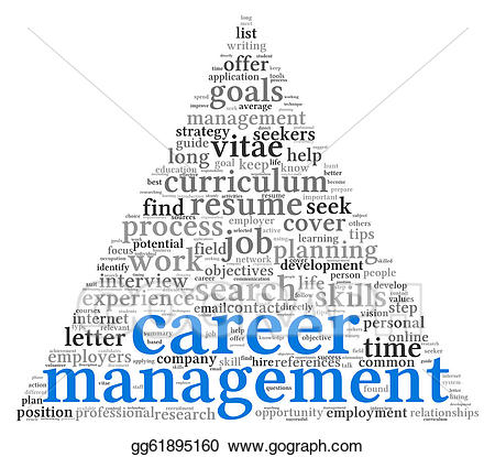 Clip art in word. Career clipart career management