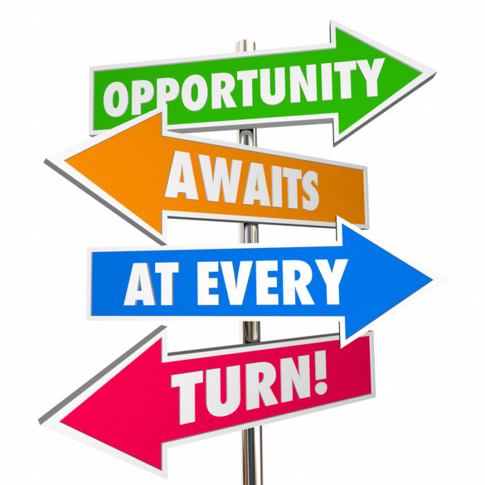 Career clipart career opportunity. The outlook for occupational